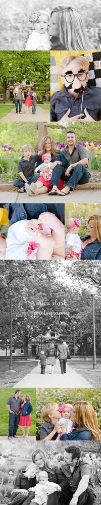 sweet family session by erica clark photography