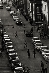 Neighbourhood Kids playing stickball, Brooklyn by Bruce Davidson, NY 1959 photo by Bruce Davidson, NY 1959