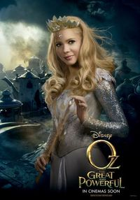 Four New Character Posters from OZ: The Great and The Powerful!