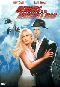 Memoirs of an Invisible Man DVD ~ Chevy Chase, http://www.amazon.com/dp/B00009NHC7/ref=cm sw r pi dp mMJ4pb1X079HK
