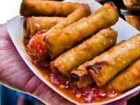 Lumpia ...need to learn to make for Eric
