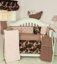 If you love cupcakes you will fall in love with the Cotton Tale Cupcake bedding...This collection is a delightful combination of fabrics