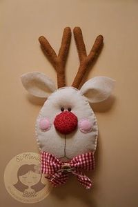 This reindeer is the cutest!
