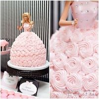 Barbie Cake, Barbie birthday cake