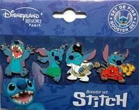 Stitch Booster Set