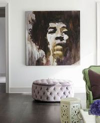 Art is the finishing touch to a great interior.