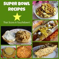 30 Recipes Perfect for the Super Bowl from Growing Up Gabel