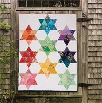CHASING RAINBOWS QUILT PATTERN