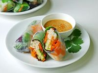 Cooking Weekends: Fresh Spring Rolls