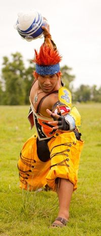Wakka cosplay. This is awesome!