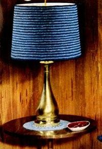 Lamp Shade Cover Pattern