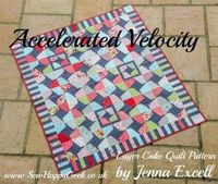 accelerated velocity quilt pattern 1