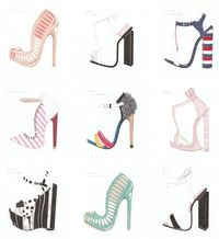 Aldo Rise #Shoe Sketches