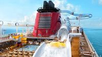 Disney Cruise....Waterslide!!