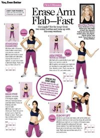 At home exercises - even without weights!