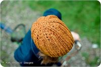 Goldenrod hat