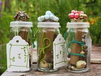 """Gardens To Go"", these would make cute gifts!"
