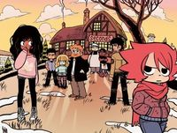 bryan lee o'malley reveals details about Seconds