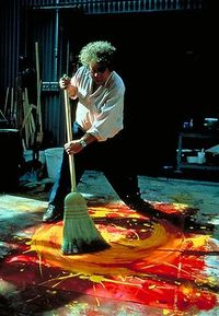 Dale Chihuly, glass artist