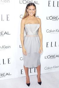 Sarah Jessica Parker in Calvin Klein Collection, ELLE Women in Hollywood 2012.
