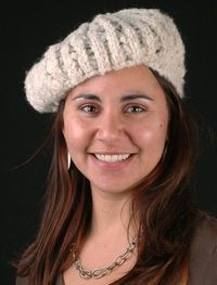Kate's Advice Tam includes a trick to literally stretch your knitting using dropped stitches. Grab the free pattern and listen to a podcast featuring a chat with June Hemmons Hiatt at journalgazette.net/craftyliving starting on June 17, 2012. Photo by...