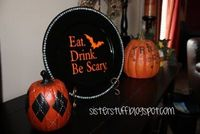 Halloween Charger