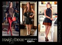 "Hart of Dixie styles from ""Baby, Don't Get Hooked on Me"""