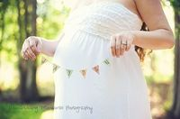 I love when ideas work out :) #maternity #picture #session #photography #raleigh