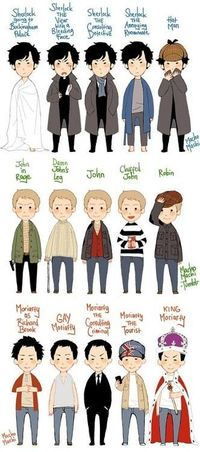 there is nEVER enough Sherlock on here! So here we go!