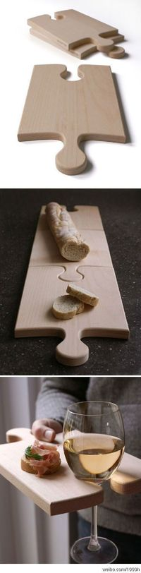 Awesome puzzle cutting boards! What do you think