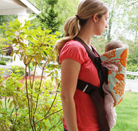 cover for baby carrier
