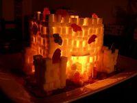 spooky sugar castle