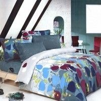 Grapevine Landscape Duvet Bedding Collection