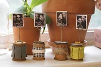 cute idea for my Mom's craft room