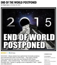 Of course it is postponed. PFFFFFFFFFF