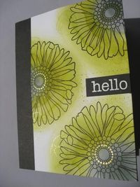 More tie-dye cards! by hamish doodle, via Flickr