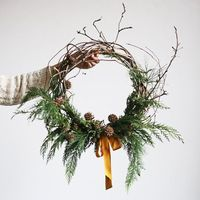Image of Birds Nest wreath