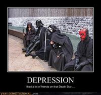 I had a lot of friends on that Death Star