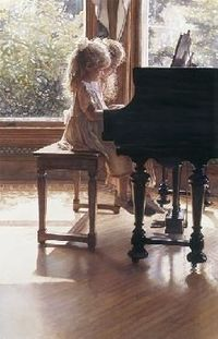 """Sharing Key Time"" by Steve Hanks"