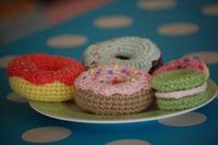 Donuts Anyone? Calorie free!
