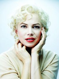 Michelle Williams as Marilyn Monroe �™�