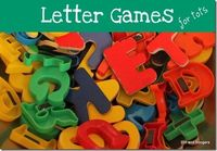 Lots of letter games to help early learners