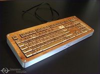 The Word Tile Keyboard