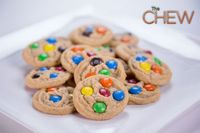 Carla Hall's Peanut Butter Cookies #thechew