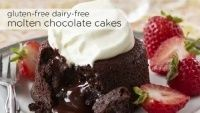 How to make gluten-free dairy-free molten chocolate cakes - Canadian Living