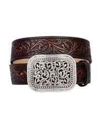 Ariat Women's Rhinestone Filagree Belt