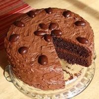 Black Magic Cake