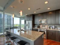 #condo #kitchen #1010midtown What a view!