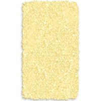 Shaggy Raggy Yellow Rug from PoshTots