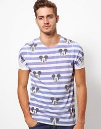 f59051f1 Posts similar to: Enlarge ASOS Stripe T-Shirt With Mickey ...